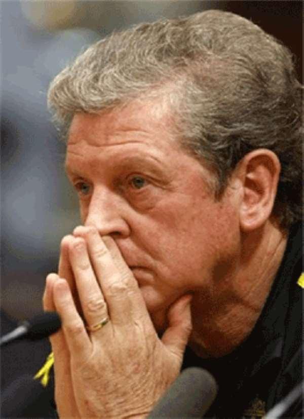 Liverpool boss Roy Hodgeson