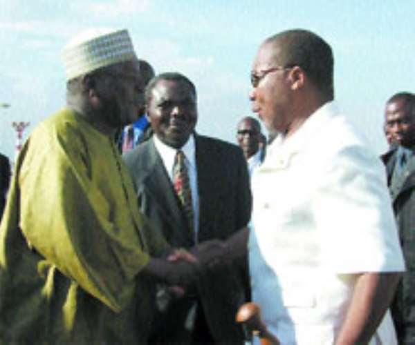Liberian Peace Talks in Ghana Today