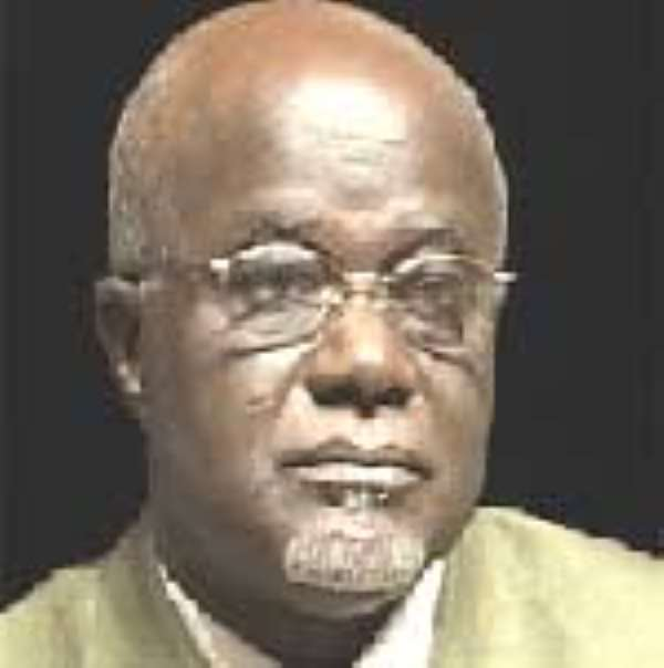 Mr Hackman Owusu-Agyeman, Minister for Water Resources, Works and Housing