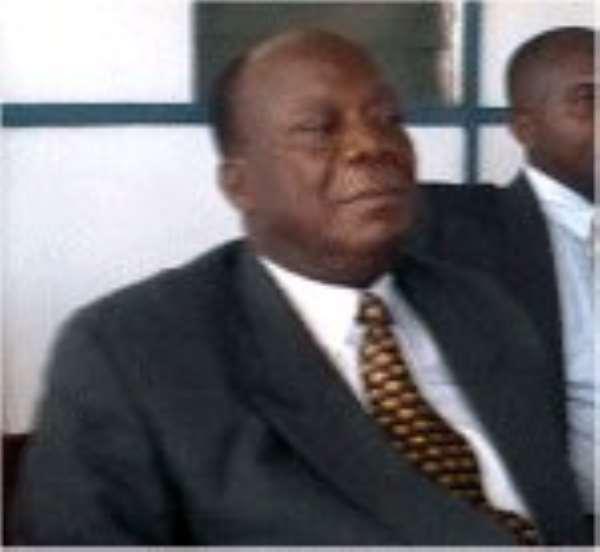 Mr Haruna Esseku