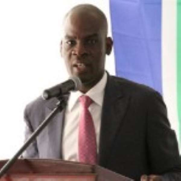 Minister Hot Over GH¢1m Scandal