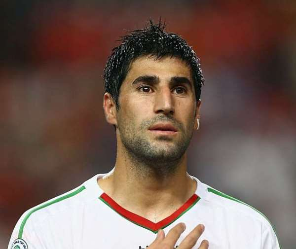 Hashem Beikzadeh overcomes fitness doubt to make Iran World Cup squad