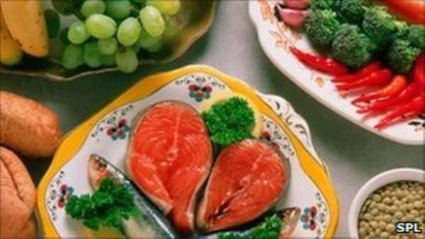 Older people who eat healthy diets 'lead longer lives', study shows