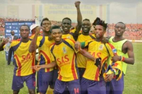 Hearts to play against Ngor in M'Bour