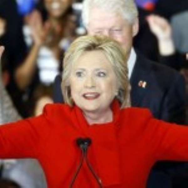 With All Iowa Votes In, Clinton Takes Lead