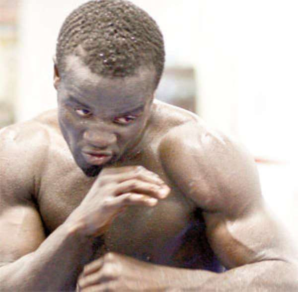 Celebrate Boxers In Defeat… Joshua Clottey Tells Fans