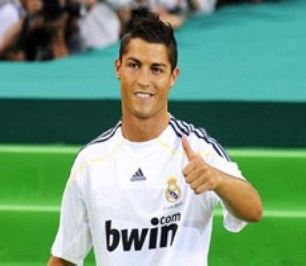 Ronaldo: I want to retire at Real Madrid