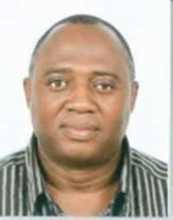 Adamu Daramani Sakande, MP for Bawku Central