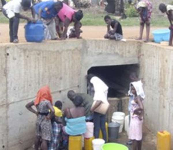 Accra, Tema to face 6 months water rationing exercise