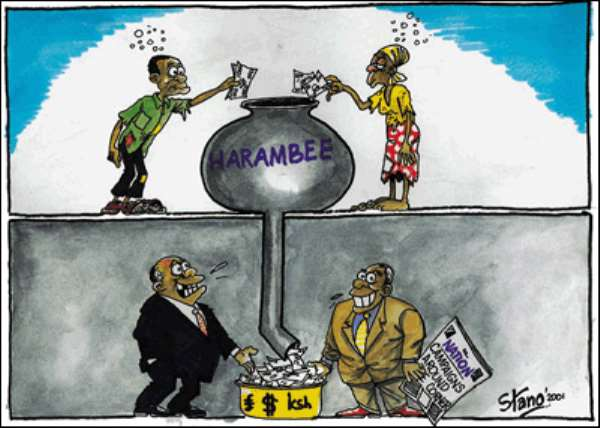 Corruption: The Challenge Of Personal Example