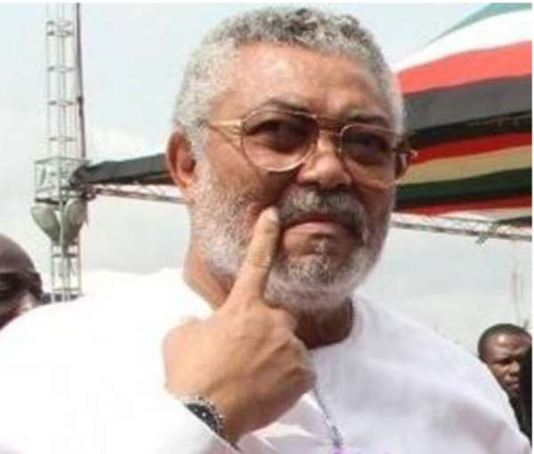 African Development Institute holds conference panel discussion on J.J. Rawlings