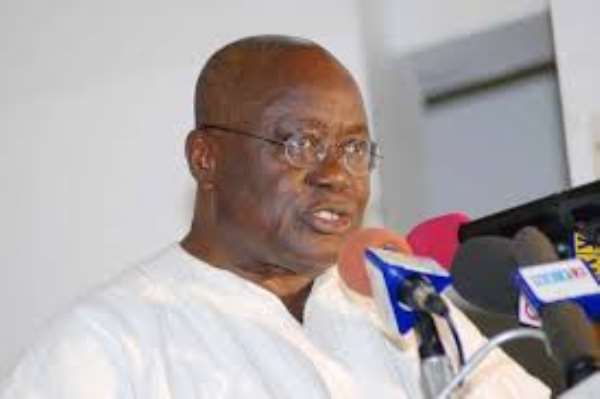 Nana Akufo Addo Got 47.74% Votes In 2012. Do We Know Why?