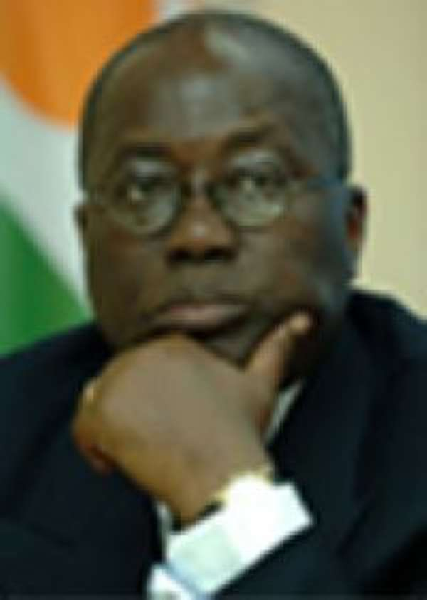 Akufo-Addo: The lawyer behind a lawyer
