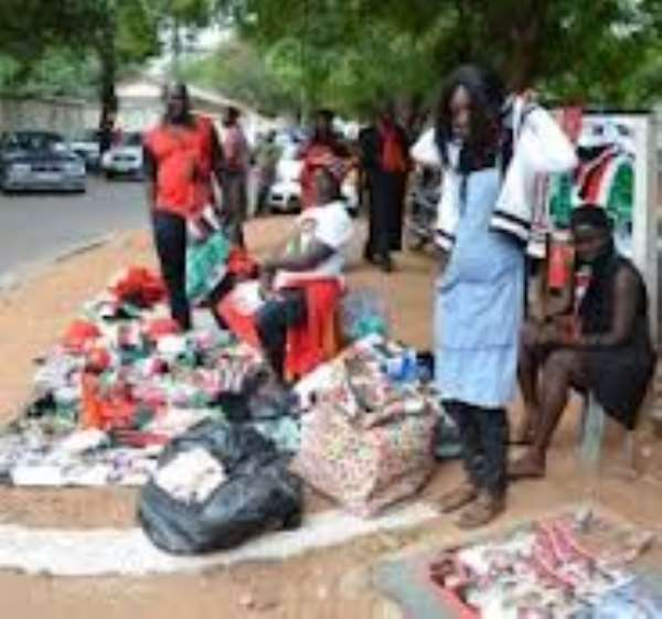 Business boosted by NDC Congress in Kumasi