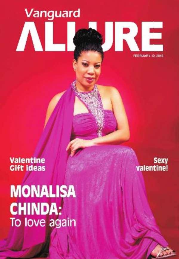 Monalisa Chinda Covers Vanguard Allure's Valentine Edition