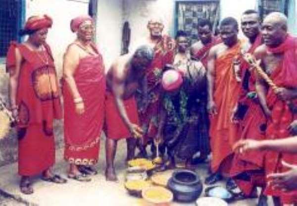 Gbese Holds Pre-Homowo Festival