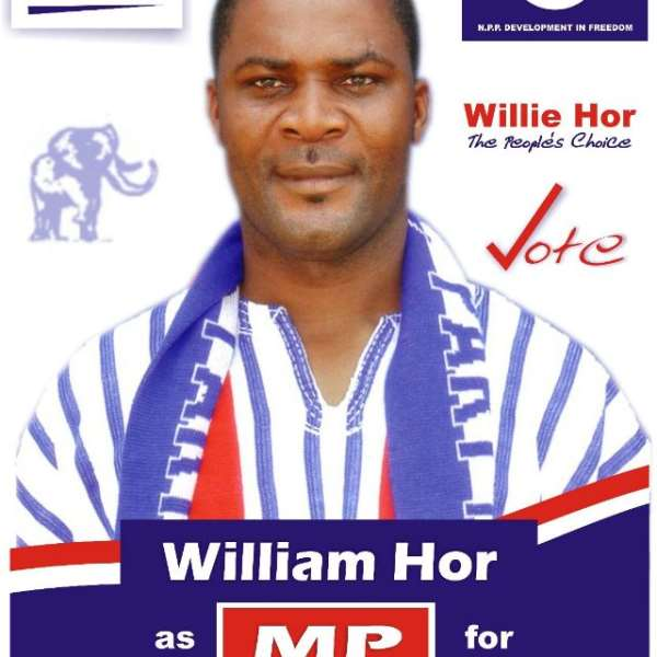 Change Your Pattern Of Voting For Development - NPP Parliamentary Candidate