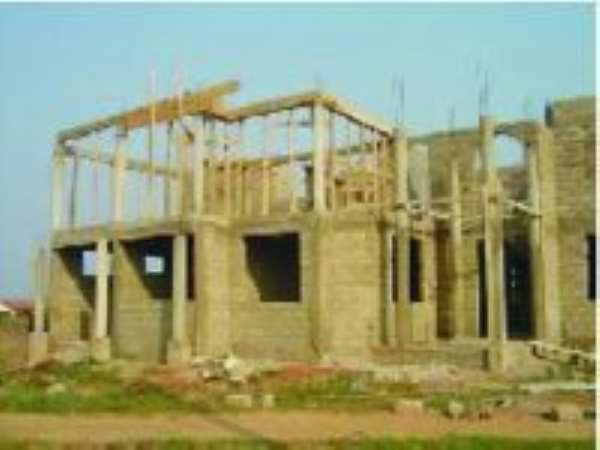 House prices in Accra too high