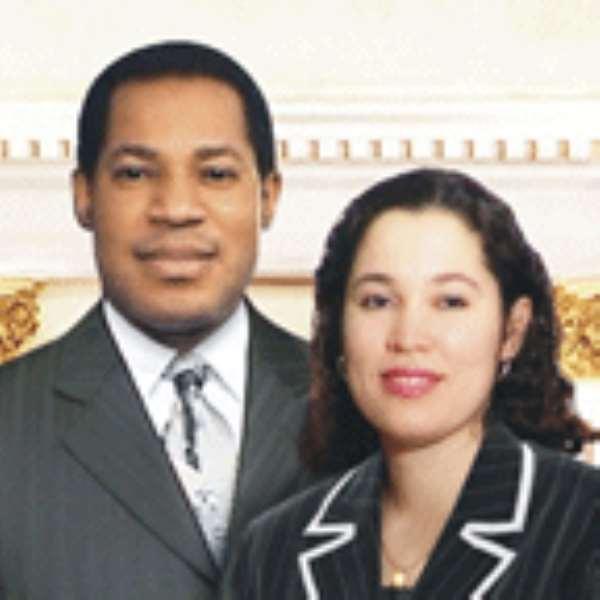 Chris and Anita Oyakhilome