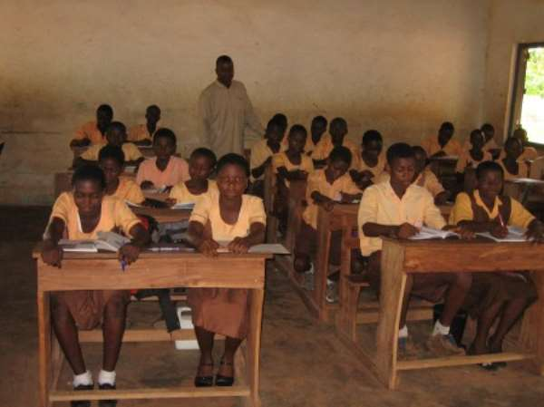 Kwasi Komfo School appeals for relocation