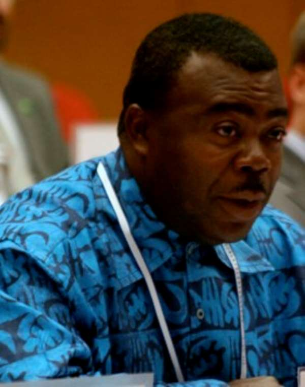 Let's conduct a clean campaign devoid vilifications - Asamoah-Boateng