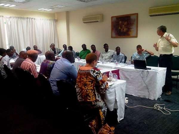 GhanaVeg holds workshop for stakeholders
