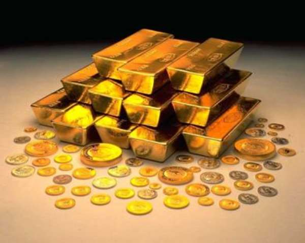 Signs Of The Gold Standard Emerging From Great Britain?