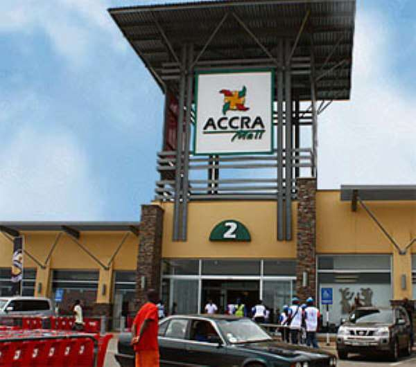 Insider Account: Air-condition Repairers Caused Accra Mall Ceiling Collapse