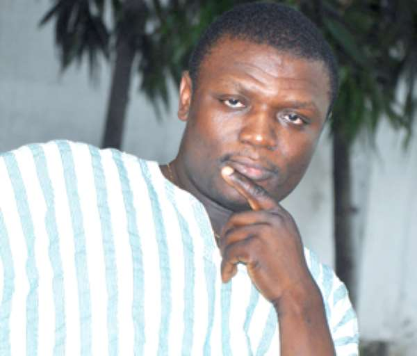 Kofi Adams Should Stop Being Funny--DI Boss Jabs
