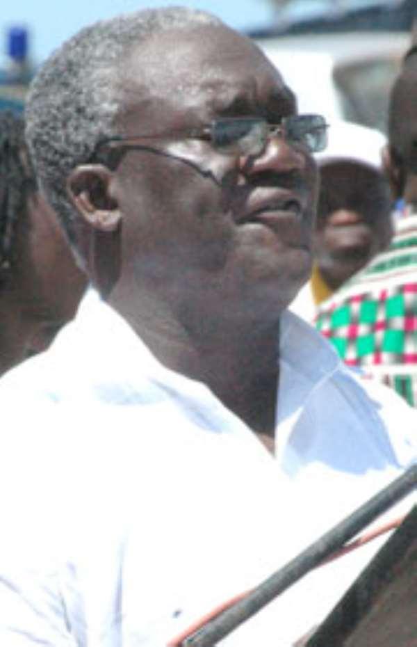 Mr. Kofi Asamoah, TUC Gh Secretary General