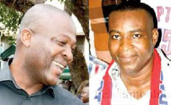 Wontumi-Mahama defamation case suffers setbacks