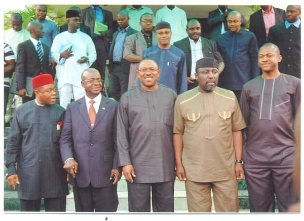 Igbo Governors and Leaders.