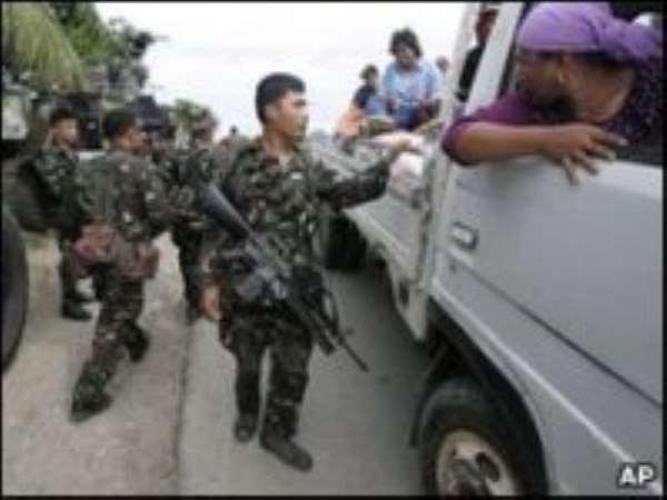 Philippine 'poll' deaths reach 57