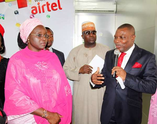 Kwara First Lady Commends Airtel's Customer Service Orientation