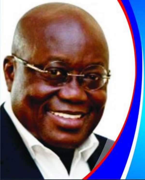 Nana Akufo-Addo Has Been Tried, Tested And Rejected