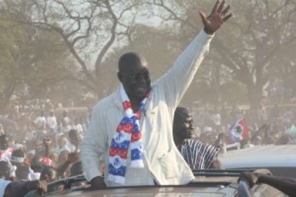 Nana Akufo Addo reiterates his commitment to improve living conditions