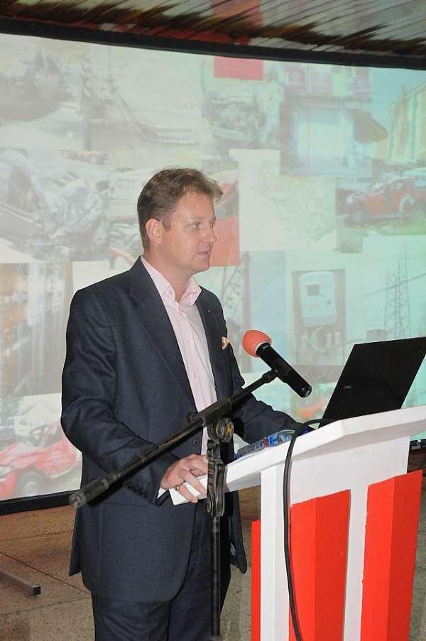 Vodafone Ghana Holds Safety Seminar