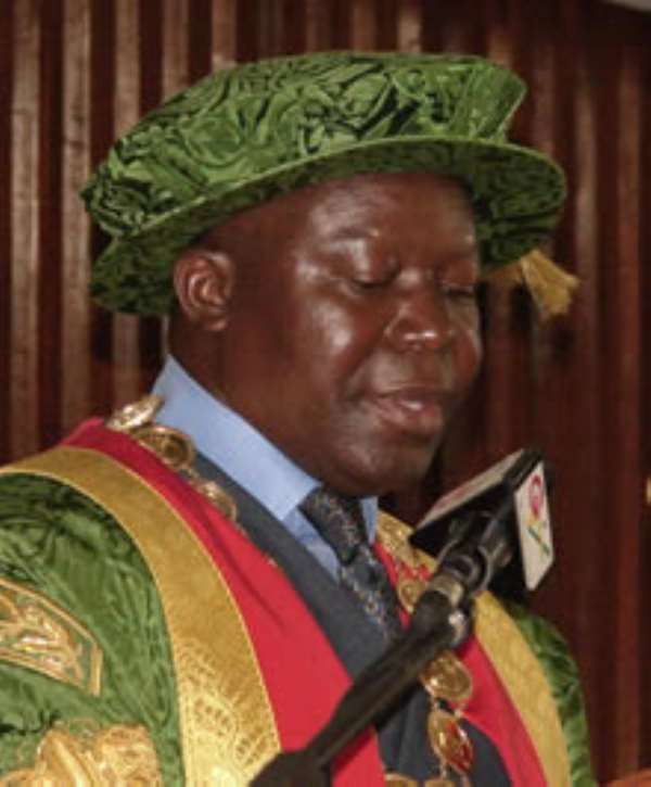 Asantehene ask students to be disciplined