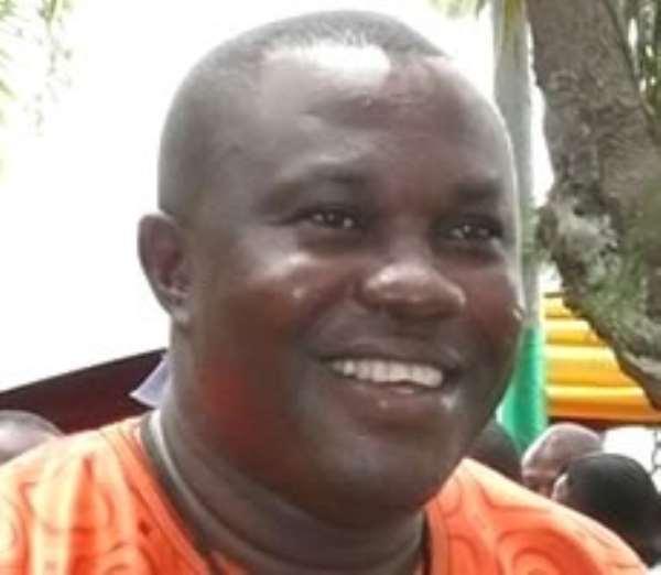 Local Government Minister, Samuel Ofosu Ampofo