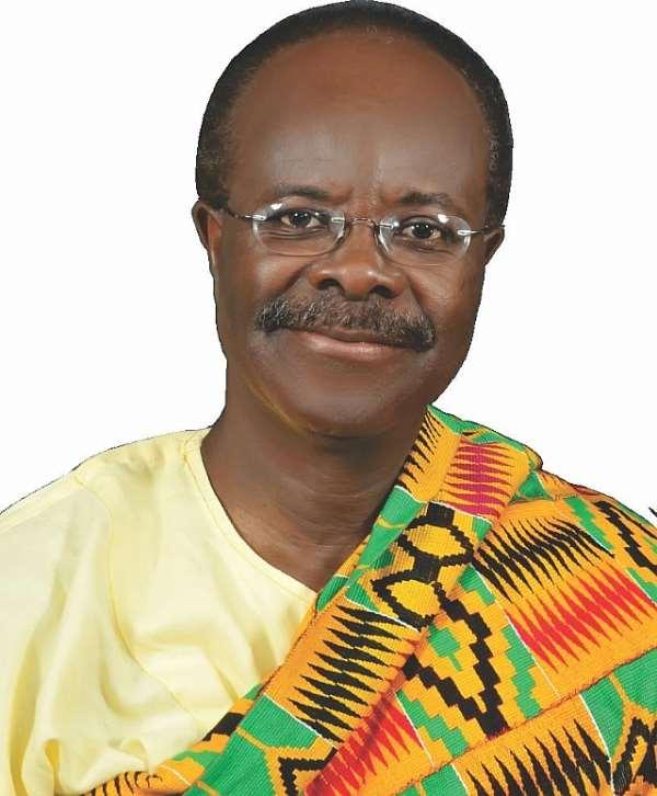 Dr. Papa-Kwesi Nduom PPP 2012 Presidential Candidate
