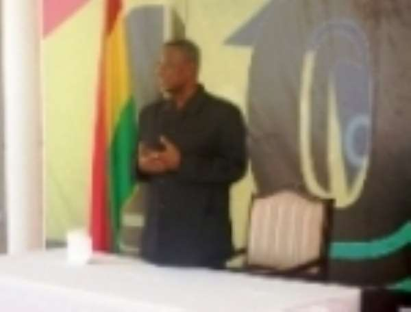 Ghanaians observe a minute's silence in memory of President Mills