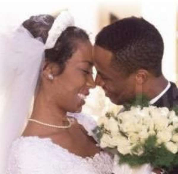 A Ghanaian-centric Clarification of the Marriage Ceremony