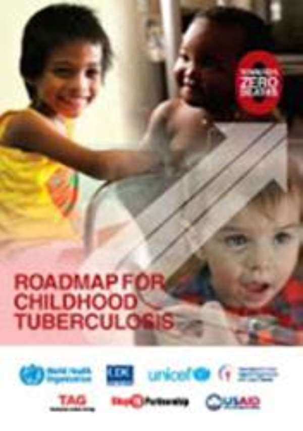 First-Ever Targeted Roadmap Outlines Steps To End Childhood TB Deaths