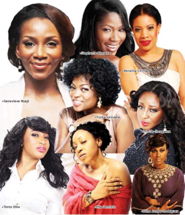Celebrations Begin For Nollywood At 20