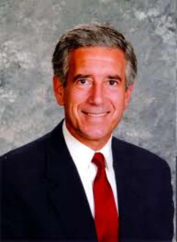 Illinois State Senator Chris Lauzen