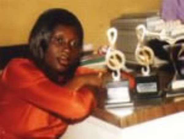 Esther Smith For Gospel Album Award