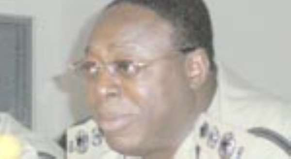 Tafo Police Command Upgraded