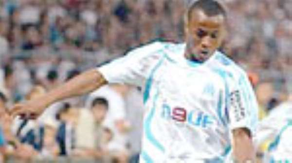 Dede Ayew Thrilled …By Champs League Debut
