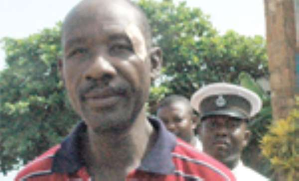 KUFUOR 'KILLER' ·In Court