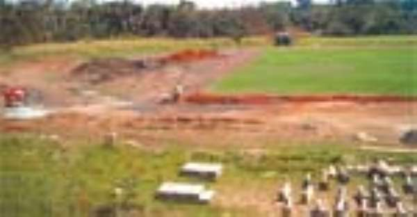 KVOC Weeps Over Training Pitches